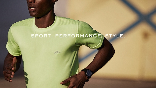 MRPORTER.COM Has Launched New Sportswear Category