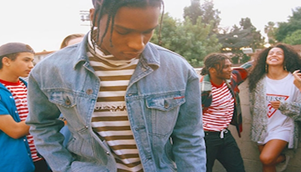 A$AP Rocky To Launch Capsule Collection With Guess