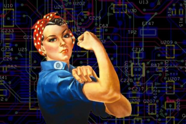 Cracking the Code: Women in Tech