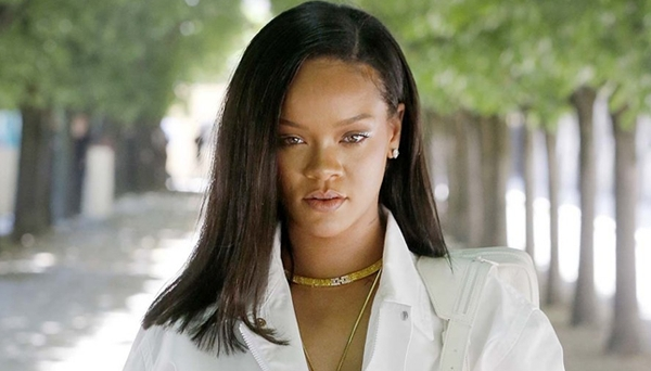 Rhianna - the only girl (in the world) with her own French fashion house