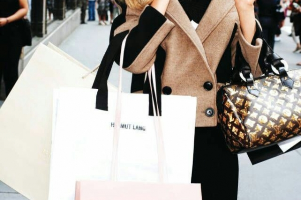The Health Benefits associated with, 'Retail Shopping'!