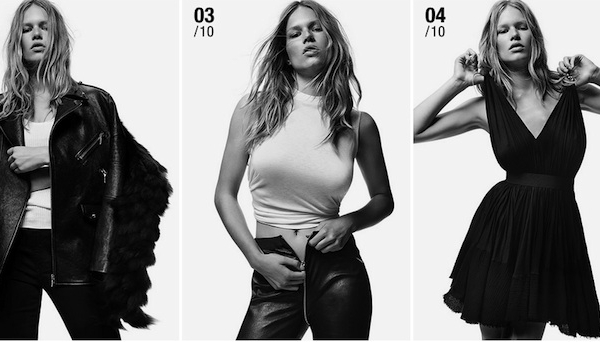 Alexander Wang Hits Double Digits