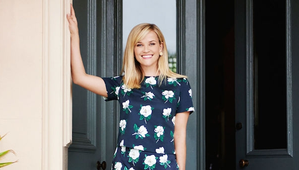 Reece Witherspoon Launches Clothing Line