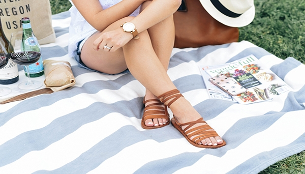 3 Essential Shoes for Summer