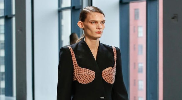 Dion Lee A/W 18: Decoding Gender