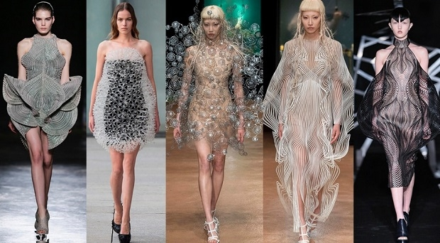 3D printing - the Fashion Future