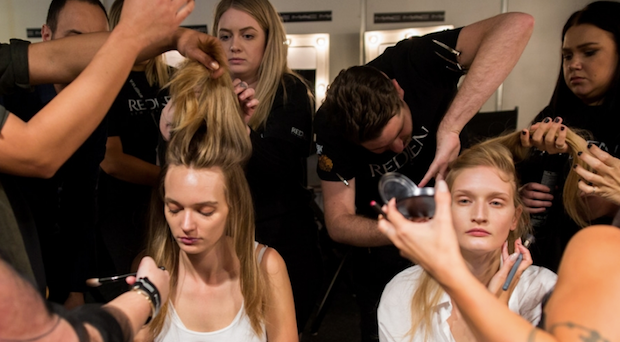 MBFWA: Tips From Someone Who's Been There, Steamed That