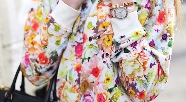The Floral-Free Guide to Spring Prints