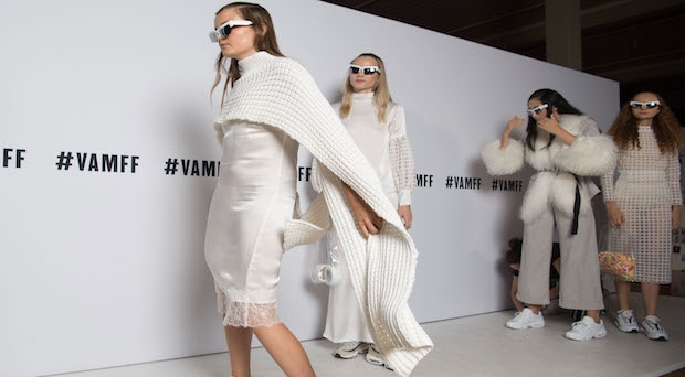 Designer Interview: Isabelle Quinn on VAMFF and her new collection
