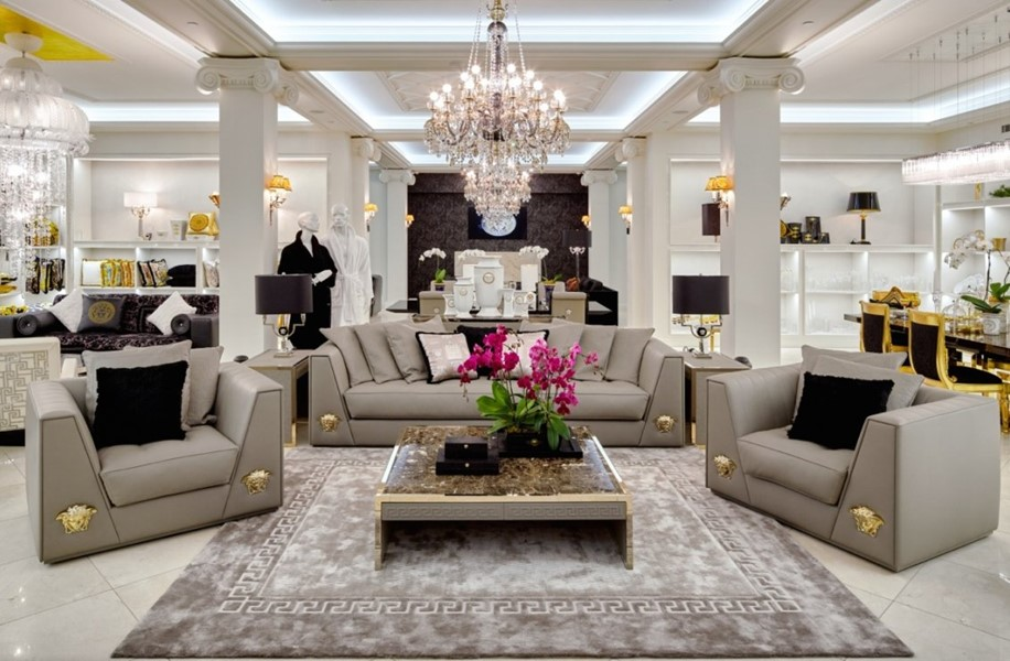 5a1f6ba393a Fendi another Italian designer who are also successful in creating both  fashion and luxury modern furnishings. Fendi was established in 1925 by  Edoardo and ...